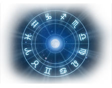 Psychic Readings, Clairvoyant, Medium - The Zodiac wheel helps me in my psychic predictions to see into the future for you.